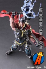 The Mighty Thor action figure from Square Enix.