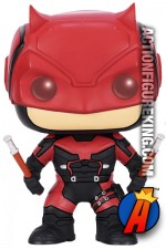 Funko Pop! Marvel Netflix DAREDEVIL Bobblehead Figure No. 120.