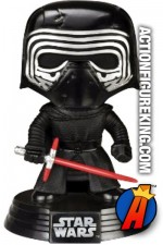 Funko Pop! Target Exclusive STAR WARS KYLO REN Figure No. 77.