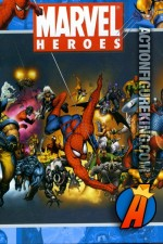 Marvel Heroes 100-Piece Jigsaw Puzzle from Mega.