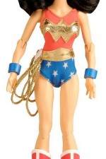 8 Inch Mattel Retro Wonder Woman Action Figure