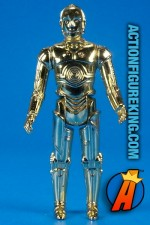Kenner Star Wars C3-PO action figure circa 1978.