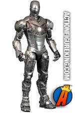 Sideshow Collectibles Iron Man 2 Mark II action figure.