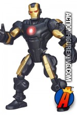 Second edition six-inch scale Iron Man Marvel Super Hero Mashers figure.