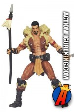 Marvel Universe 3.75 inch 2012 Series One Kraven the Hunter action figure from Hasbro.