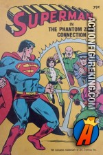 Superman in the Phantom Zone Connection A Big Little Book from Whitman.