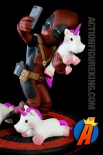 Marvel Comics DEADPOOL UNICORN SELFIE Q-FIG from QUANTUM MECHANIX