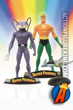 Super Friends two-pack of Aquaman and Black Manta action figures from DC Direct.