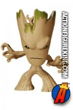 Funko Marvel Guardians of the Galaxy Mystery Minis Groot figure.
