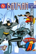 Batman Deep Freeze Coloring Book from Landolls.