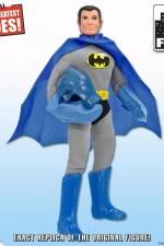 Eight Inch Removable Cowl Mego Retro Batman Action figure