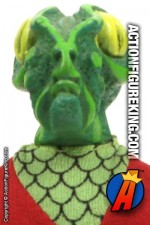 Mego 8 inch Star Trek Neptunian action figure with authentic cloth uniform.