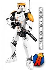 STAR WARS CLONE COMMANDER CODY LEGO Building Kit.