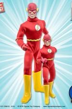 2018 DC COMICS SIXTH-SCALE JUSTICE LEAGUE FLASH MEGO STYLE ACTION FIGURE
