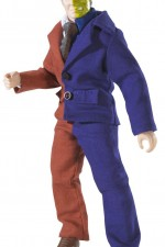 Mattel presents Batman Villain Two-Face as an 8 inch retro-action figure.