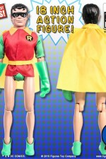 DC Comics Mego Retro-Syle Loose 18-Inch ROBIN Action Figure from Figures Toy Co.
