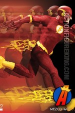 MEZCO One:12 Collective DC Comics FLASH Action Figure.