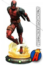 Diamond Select Toys MARVEL Gallery DEADPOOL PVC Figure.