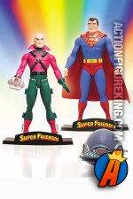 Super Friends two-pack of Superman and Lex Luthor action figures from DC Direct.