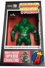 Medicom SOFUBI SWAMP THING Vinyl Figure.
