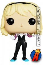 Funko Pop! Marvel Spider-Man SPIDER-GWEN Bobblehead Figure.