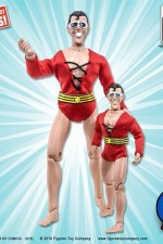 DC COMICS SIXTH-SCALE PLASTIC MAN MEGO STYLE ACTION FIGURE with Cloth Outfit
