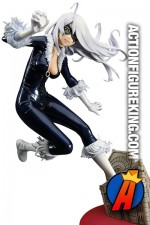 Marvel Kotobukiya BLACK CAT Bishoujo figure.