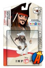 Disney Infinity Pirates of the Caribbean Toys R Us exclusive Jack Sparrow figure.