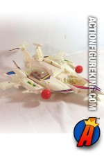 Mego Micronauts Battle Cruiser motorized vehicle.