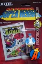 2-inch DC Comics Super-Heroes Die-Cast Metal Penguin figure.