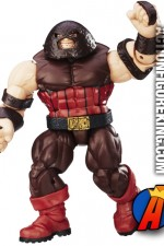 Marvel LEGENDS X-MEN JUGGERNAUT Build-A-Figure from HASBRO.