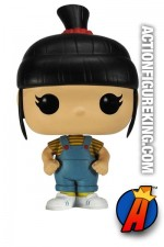 Funko Pop! Movies Despicable Me 2 Agnes vinyl bobblehead figure.