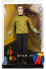 BARBIE 2008 STAR TREK KEN as CAPTAIN KIRK from MATTEL.