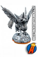 Skylanders Giants variant Stone Whirlwind figure from Activision.
