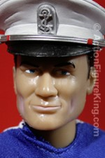 "Captain Action Arctic Adventurer 12"" Figure from Round 2"