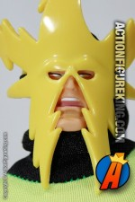 Toybiz presents this Mego-style Famous Cover Series 8 inch Electro action figure.