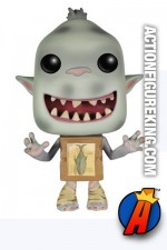 Funko Pop! Movies The Boxtrolls – Fish vinyl bobblehead figure.