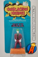 Comic Action Heroes Joker action figure from Mego Corp.