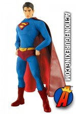 Sixth-scale SUPERMAN RETURNS Real Action Heroes figure from MEDICOM.