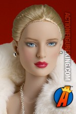 Diana Prince is Wonder Woman as this Undercover fashion figure from Tonner.