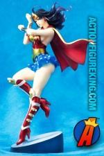 DC Comics Kotobukiya JLA Armored WONDER WOMAN Bishoujo Statue.