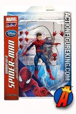 Marvel Select Spider-Man Unmasked action figure from Diamond.