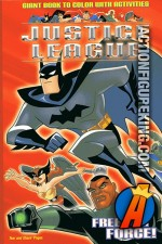 Dalmation Press presents this Justice League Freedom Force coloring book.