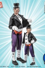 DC COMICS SIXTH-SCALE THE PENGUIN MEGO STYLE ACTION FIGURE with Cloth Outfit