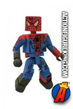 Marvel Minimate Sewer 2-Pack Spider-Man Action Figure.