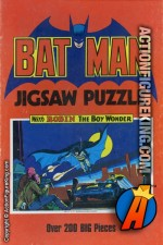 American Publishing Corp. 1973 Batman with Robin the Boy Wonder 200-piece jigsaw-puzzle.