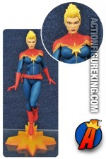 MARVEL Gallery 2016 SDCC Exclusive Mohawk CAPTAIN_MARVEL PVC Figure.