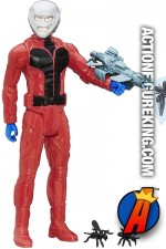 Hasbro MARVEL Titan Hero Series sixth-scale ANT-MAN figure with Gear.