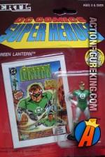 2-inch DC Comics Super-Heroes Die-Cast Metal Green Lantern figure.