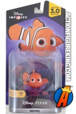 Disney Infinity Finding Nemo gamepiece and figure.